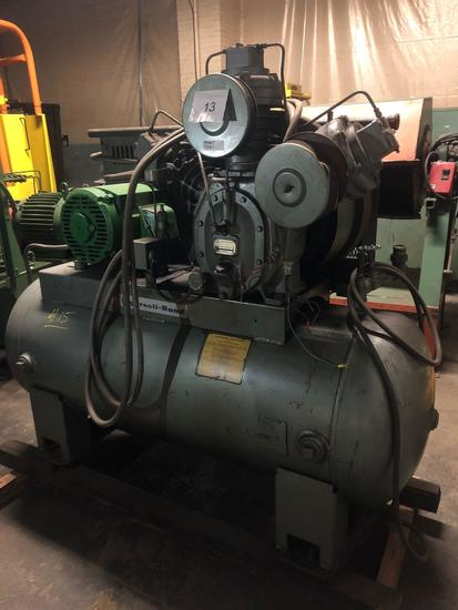 Ingersoll Rand Horizontal 60 gal Air Compressor