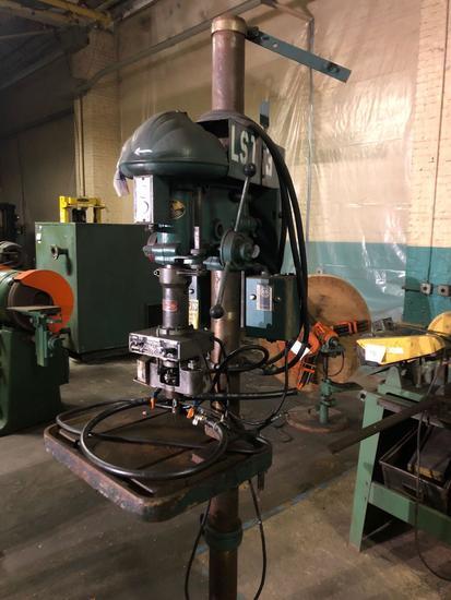 Delta Manufacturing Co Drill Press w/Procunier Attachment
