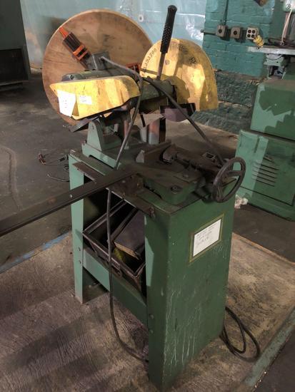 Kalamazoo Industries Inc Cutoff Saw