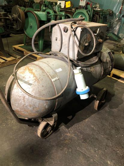 Lincoln 600 Series Arc Sheild Welder