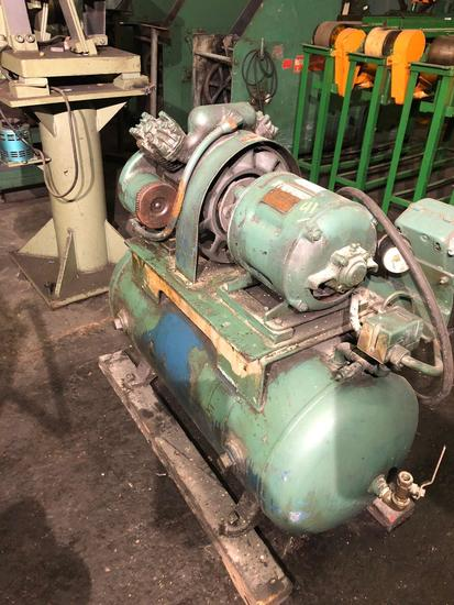 Wagner Horizontal Air Compressor J760K2988