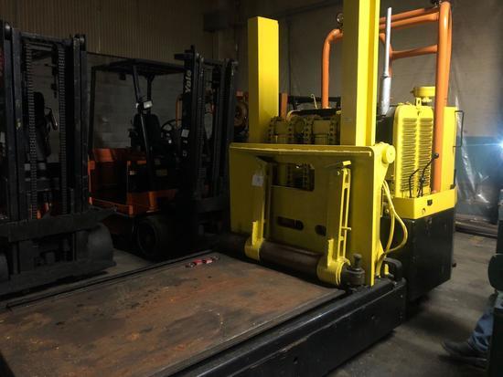 Elwell-Parker 7x4 E12T20 Platform Lift 25,000 max cap