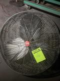 Dayton 32 inch wall mount Shop Fan