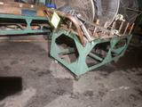 Steel Shop cart on casters
