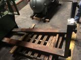 HD 72 in Forklift forks