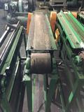 5 x 43 Conveyor Belt frame and motor