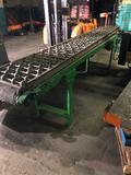 10 ft Electric Conveyor Belt w/Aluminum rollers