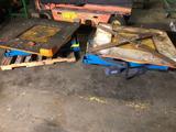 Pair of 2 Bishamon EZ Loader EZ30 Pneumatic Lift/Turn Tables