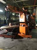 ASEA E08 Robotic Spot Welding Arm Assembly