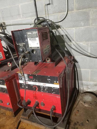Lincoln Electric LN-7 Wire Feed Welder CV-300