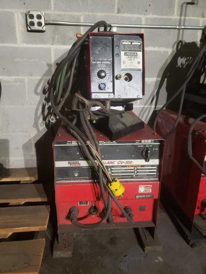 Lincoln Electric LN-7 Wire Feed Welder Idealarc CV-300