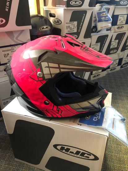 NEW HJC CL-X7 MotoCross Helmet