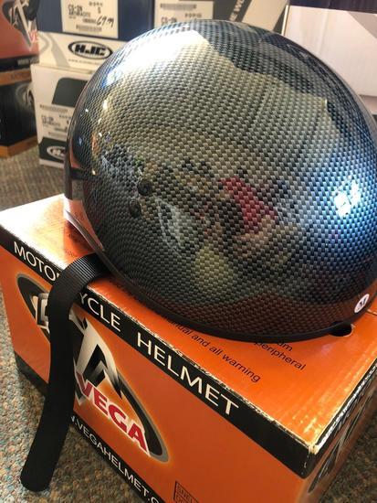 NEW Vega CFS Helmet