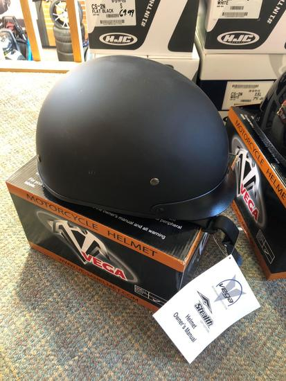 NEW Vega Stealth Helmet
