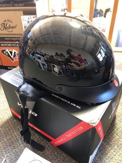 NEW Vega Warrior Helmet