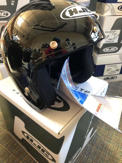 NEW HJC CS-5N Helmet