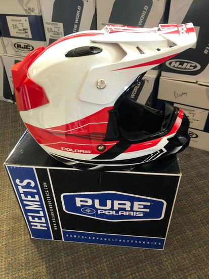 NEW Polaris Demon Helmet