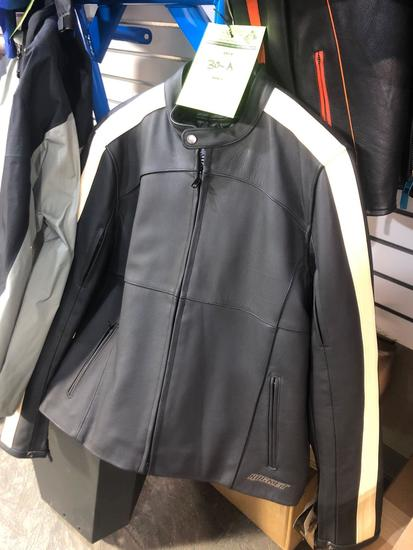 New Joe Rocket Retro Speedway Leather riding jacket