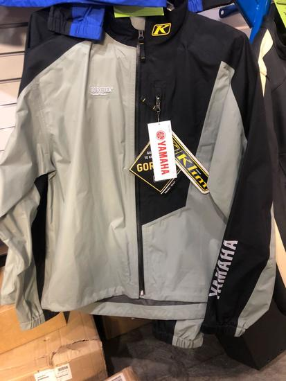 New Klim Gortex Waterproof Stowaway Paclite Shell Jacket
