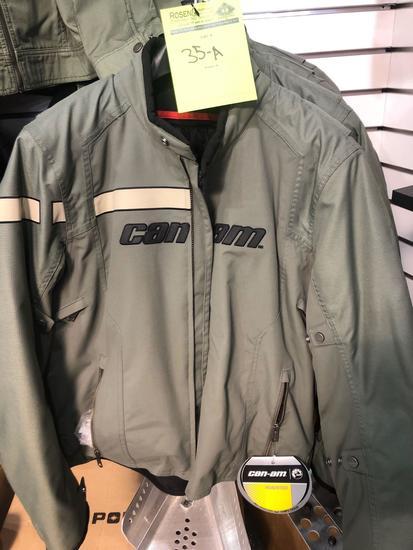 New Can-Am Cooper Coat