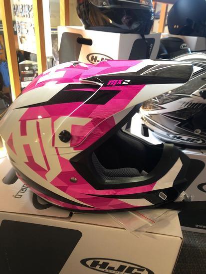 NEW HJC MX2 MotoCross Helmet