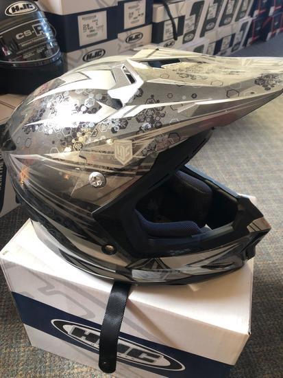 NEW HJC MotoCross Helmet