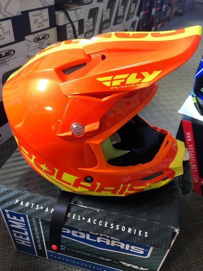 NEW Polaris IIIF2 MotoCross Helmet