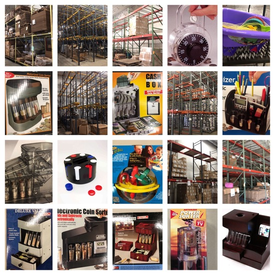 2 Day-Inj. Mold Plant w/finished Retail & Racking