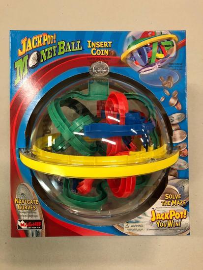(Pallet 3) Jackpot Money Ball Maze