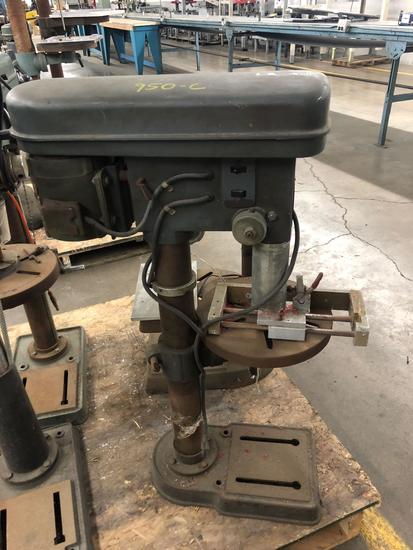 Central HD 5 speed drill press C112