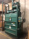 Selco Balers Co. Model V5-HD Cardboard Bailing Machine