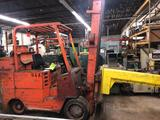 Allis-Chalmers #ACC100CLPS LP 9500 lb Riggers Forklift w/Boom