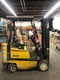 Yale LP Triple Mast Forklift