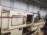 Cincinnati Milacron 400 Ton 42 oz Hydraulic Plastic Mold Injection Machine