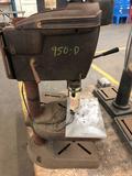 Vintage drill press.