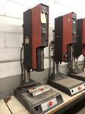 Branson Series 400 UltraSonic Welding Unit