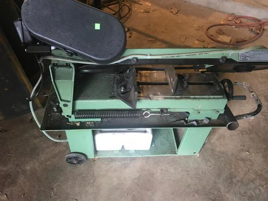 Central Machinery Metal Cutting Bandsaw