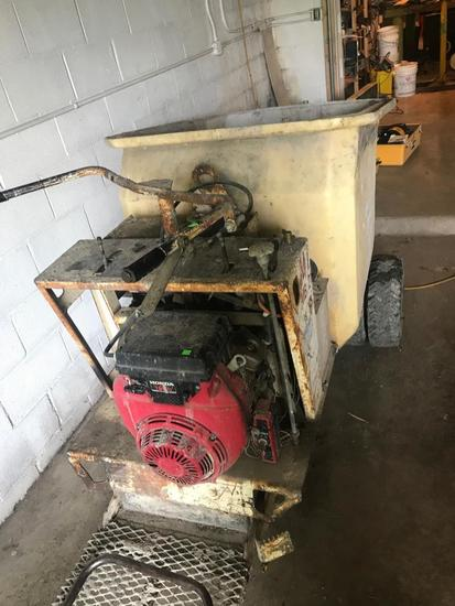 16 HP Georgia or Concrete Buggy, in working order