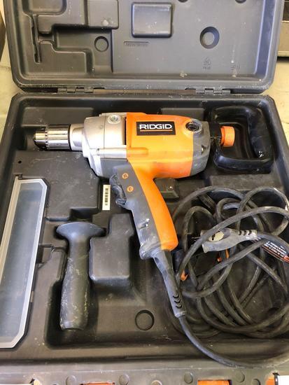Ridgid R7120 1/2 in Spade Handle Drill