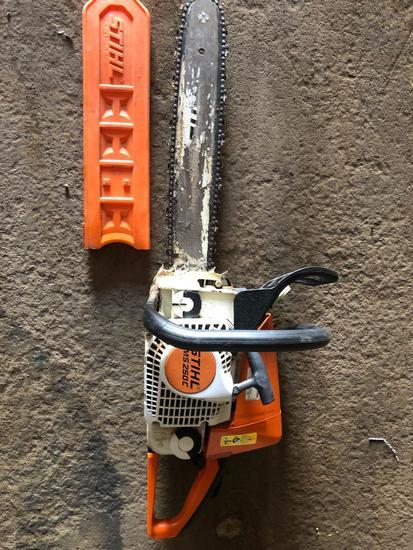 Stihl MS250C Chainsaw
