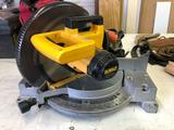 Dewalt 12 in Compound Miter Saw #DW705 Type 4