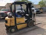 Yale LP Forklift triple mast w/side shift