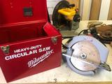 Like New Milwaukee 10 1/4 in Circular Saw