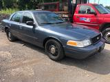 2007 Ford Crown Victoria Ex-Cop Car