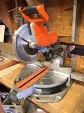 Ridgid 12 in Compound Sliding Miter Saw