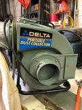 Delta Portable Dust Collector #50-820
