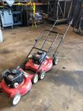 2 Yard Machines Push Mowers