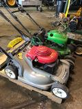 Honda Harmony HRM215 Self Propelled Lawn Mower