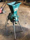 Mantis Chip Mate 110v Yard Chipper