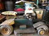 Vintage Rare Quick Model 60-D #32 Riding Mower